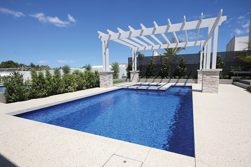 The Best Fiberglass Pool
